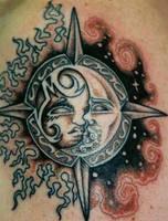 sun and moon by xXxTOKxXx