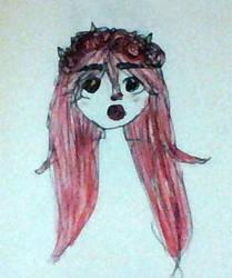 sketch by redpink477