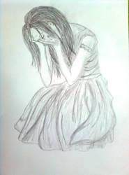 Crying by Akira-Izusa