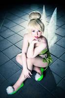 Tinker Bell by Lovemymudsy