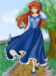 Ariel walking by princessmk