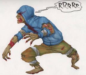 Rrrrr by sporkbotic