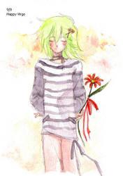 happy virgo by tanuchan
