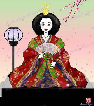 Ohina-sama by SayuriMVRomei