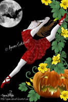 Ghost Ballerina by SayuriMVRomei