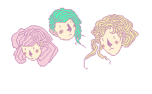 Pixel Heads by elitost