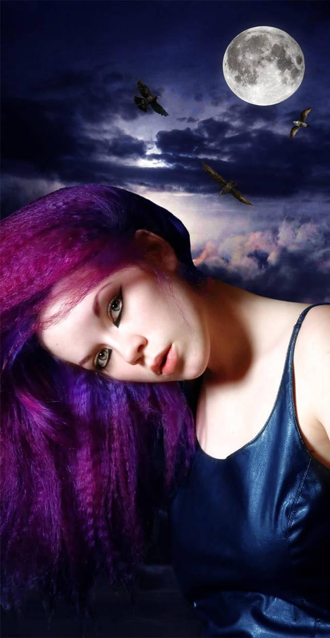 Arcane Twilight by halaquinn-a by PurpleDeviants