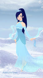 Mitchie Snow Queen by MitchieGalatea