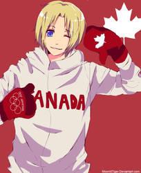 Olympics 2010- Canada Hetalia by Calvariae