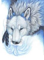 Makenna :: Blue frost:: by Suenta-DeathGod