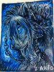 Akio ACEO for YunSpirit by Suenta-DeathGod