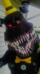 Nightmare cosplay profile by Suenta-DeathGod