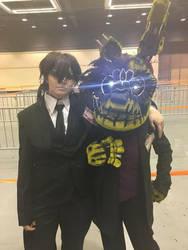Masquerade ball sakuracon2017 by Suenta-DeathGod