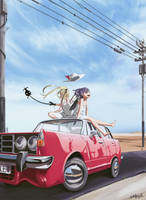 Roadtrip by MCLT
