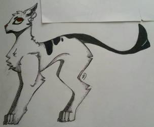 warrior cats oc by TruePoisonedApple