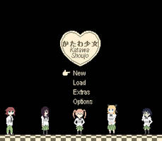 Let's play Katawa Shoujo by GIRakaCHEEZER