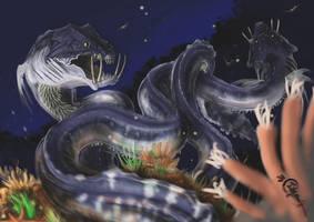 Murenas (dream) by Irbisty