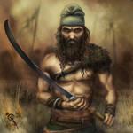 Dacian Falxman by Irbisty