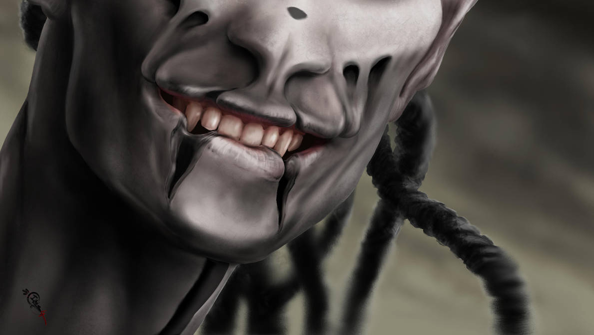 Smile by Irbisty