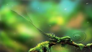 A Little Hunter (Dream) by Irbisty
