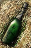 A Bottle (Dream) by Irbisty