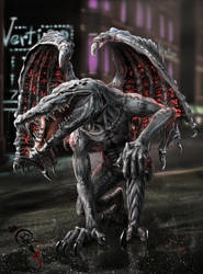 Gargoyle by Irbisty