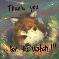 Fox by Irbisty