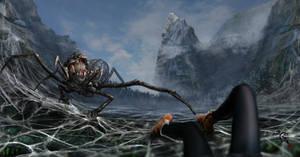 (2/2) Recorder / Spider (Dream) by Irbisty