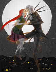 jack and sally by ameru