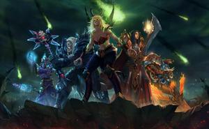 Warcraft: Legion by raikoart