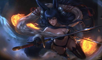 GranBlue Fantasy: Yuel by raikoart