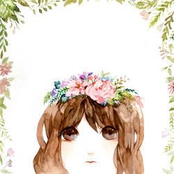Flower by berinne