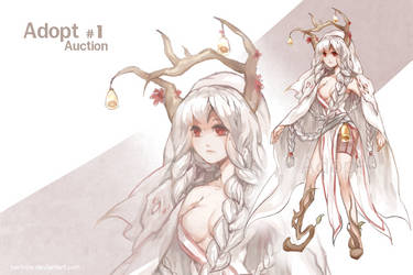 Adopt #1 :: Auction by berinne