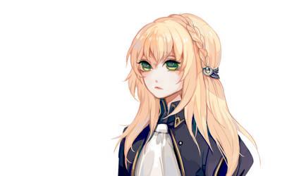 Abigail by berinne