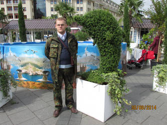 Flecktarn and Me - 05 by Unter-offizier