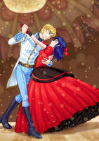 Taking the First Dance by piku-chan