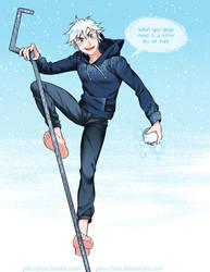 Frost Guardian pt. 1 by piku-chan