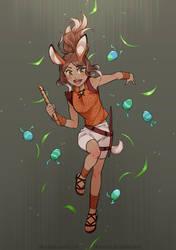 Easter Guardian pt.2 by piku-chan