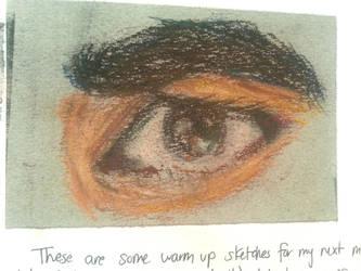 Pastel Eye by maryemm57