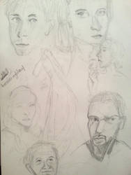 Random sketches by maryemm57