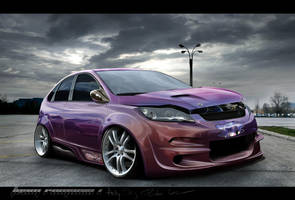 FORD FOCUS by LEEL00