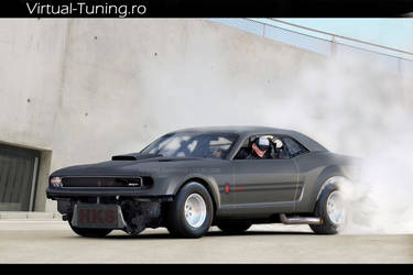 Dodge Challenger by LEEL00