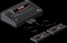 Sega Master System II by vapid