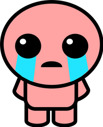 The Binding of Isaac - Isaac by MK1MonsterOck1989