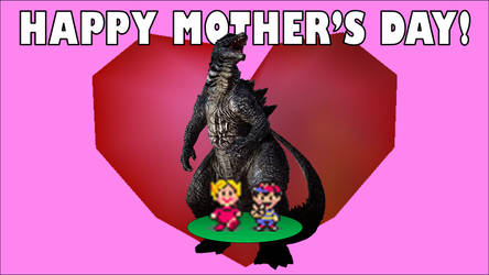 Happy Mother's Day! by MK1MonsterOck1989
