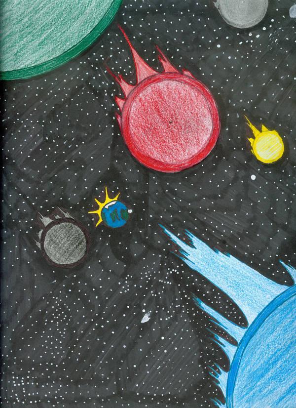 Elemental Stars by destiny-saiyan014