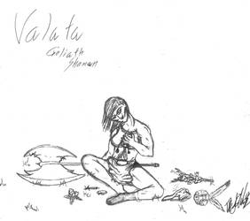 Valata the Dine and Dasher by destiny-saiyan014
