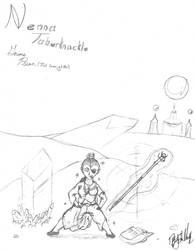 Nenna Tabernacle: The Twigsnapper by destiny-saiyan014