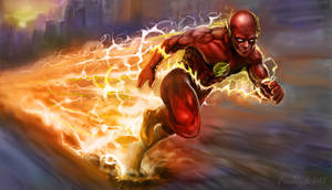 Flash by gielczynski