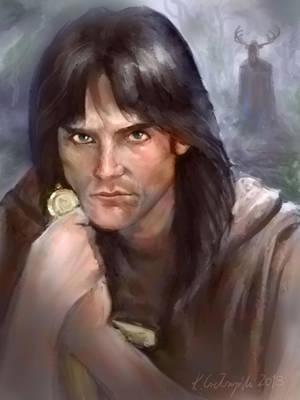 Robin of Sherwood by gielczynski